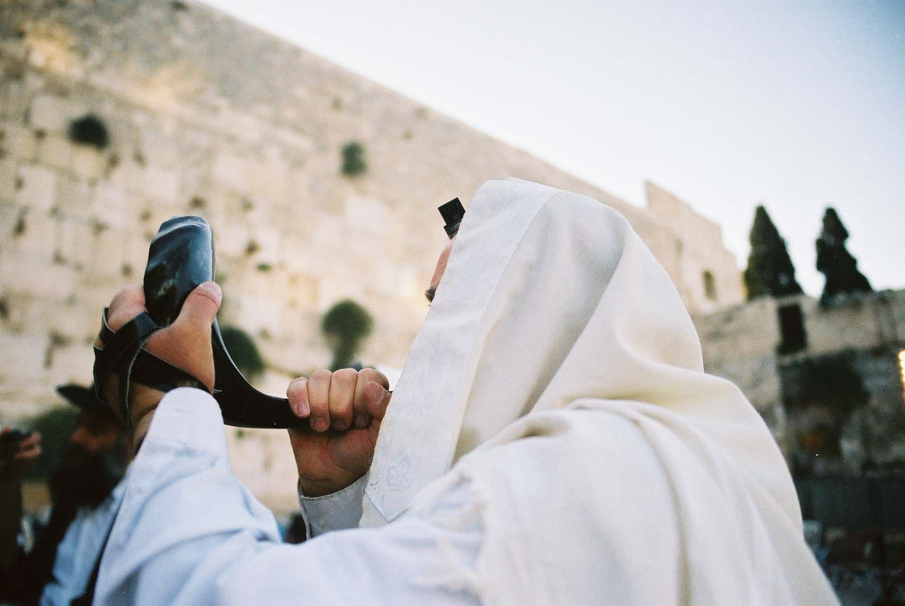 The shofar the sound of compassion from the Zohar of Rabbi Ashlag