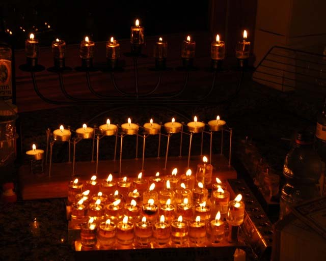 Chanukah: the Triumph of the Soul over the Ego