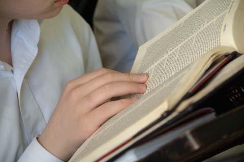 Post image for Learning Torah for the heart's sake