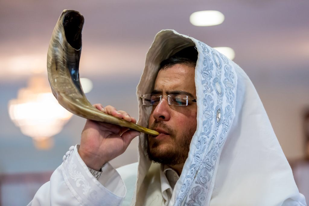 the shofar, the Sephirah of Binah